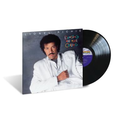 Lionel Richie Dancing on the Ceiling Vinyl