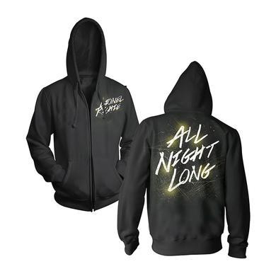 Lionel Richie All Night Zip Hoodie