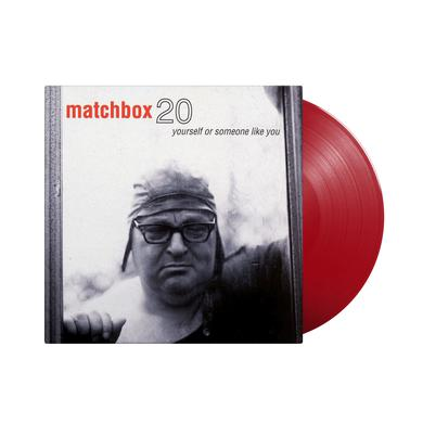 Matchbox 20 Yourself Or Someone Like You (Transparent Red Vinyl)