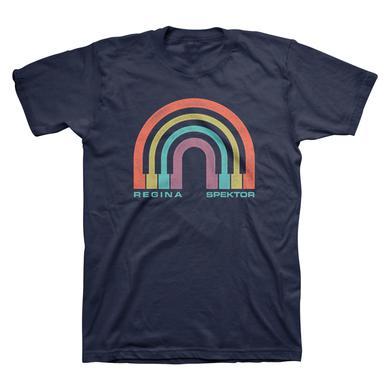 Regina Spektor Rainbow Keys Tee