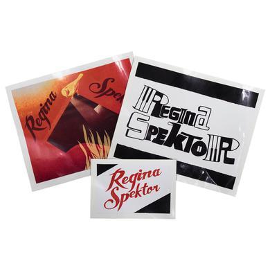 Regina Spektor Sticker Pack