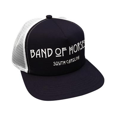 Band Of Horses South Carolina Snapback Trucker Hat