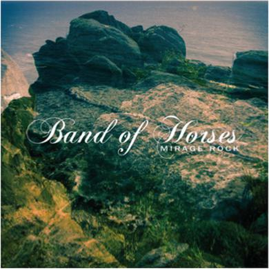 Band Of Horses Mirage Rock Vinyl
