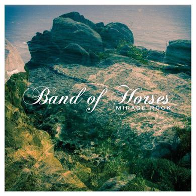 Band Of Horses Mirage Rock CD