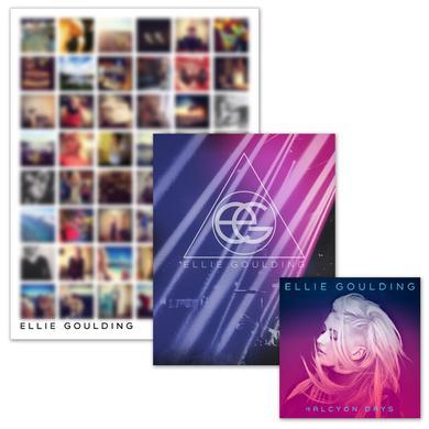Ellie Goulding Halcyon Days Super Deluxe Bundle