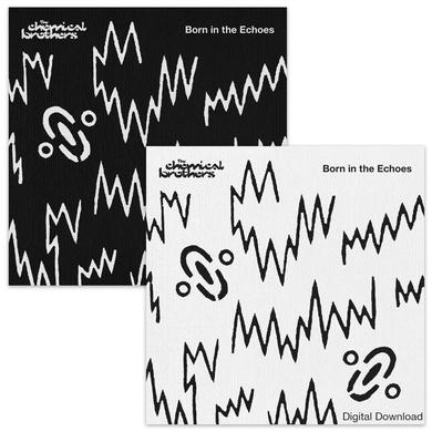 The Chemical Brothers Born in the Echoes Deluxe CD/Download