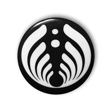 Bassnectar Glow in the Dark Emblem Pin