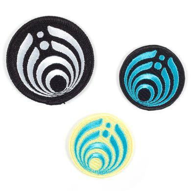 Bassnectar Emblem Patch Set