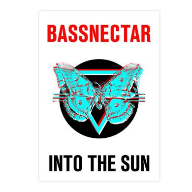 Bassnectar Into The Sun Poster