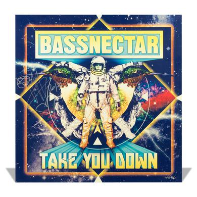 Bassnectar Take You Down Poster
