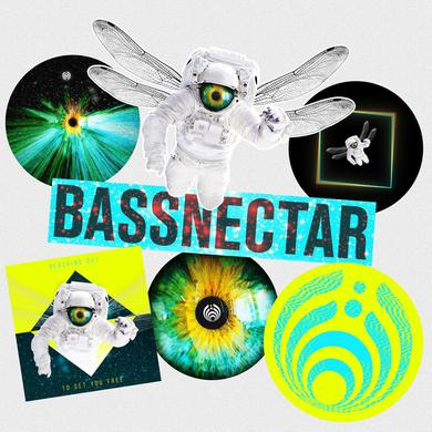 Bassnectar Unlimited Sticker Pack