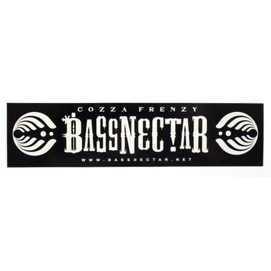 Bassnectar Cozza Frenzy Sticker