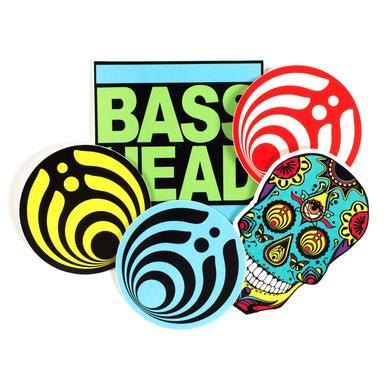 Bassnectar Neon Sticker Pack