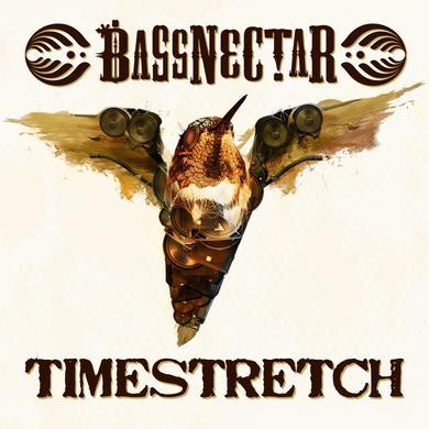 Bassnectar - Timestretch CD