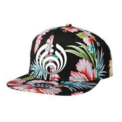 Bassnectar Hawaiian Bassdrop Hat