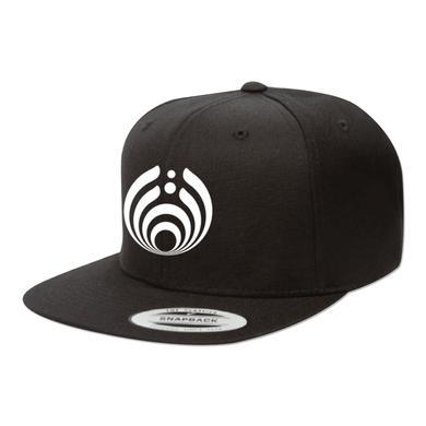 Bassnectar Puffy Bassdrop Logo Hat - Black