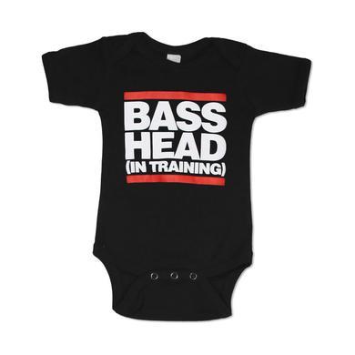 Bassnectar - Bass Head In Training - Black Onesie