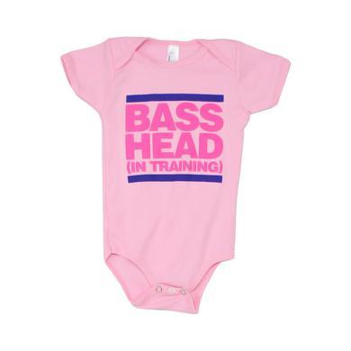 Bassnectar - Bass Head In Training - Pink Onesie