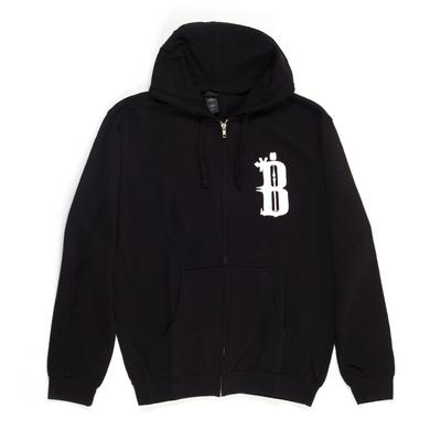 "Bassnectar ""2012"" Emblem Hoodie - Black"