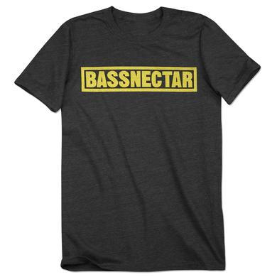 Bassnectar Gray/ Gold Tee