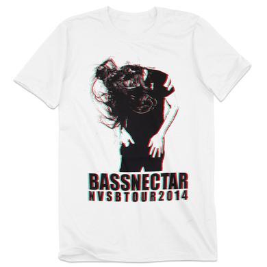 Bassnectar Noise Vs Beauty 2014 Tour T Shirt