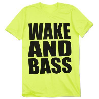Bassnectar Wake And Bass T Shirt