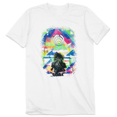 Bassnectar Lightworks White T Shirt