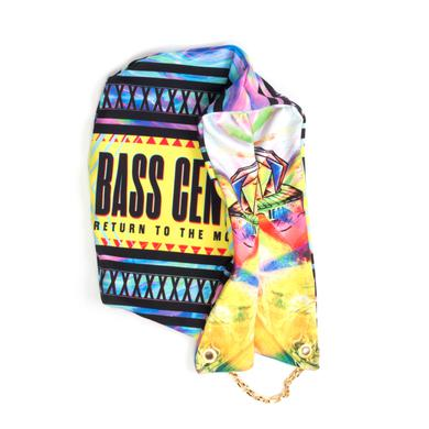 Bassnectar Mothership Chain Hood