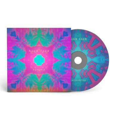 Bassnectar Naux Faux - Enchanted CD