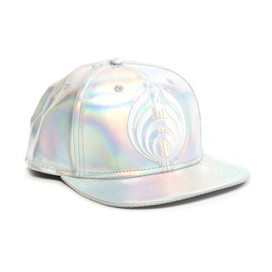 Bassnectar Reflective Hologram Hat