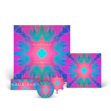 Bassnectar Naux Faux - Enchanted Download / Poster / Sticker Bundle