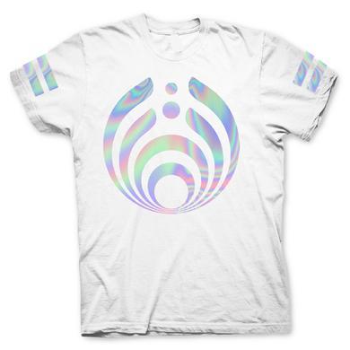 Bassnectar White Oil Foil T-Shirt