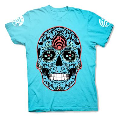 Bassnectar Blue Viva La Vida Bajo T-Shirt