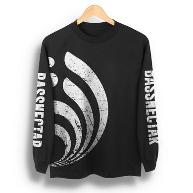 Bassnectar Distressed Big Logo Long Sleeve T-Shirt