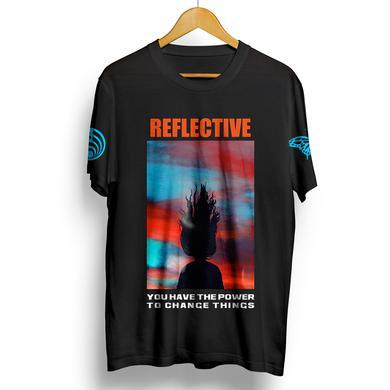 Bassnectar Reflective Part 3 Black T-Shirt