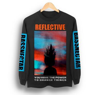 Bassnectar Reflective Part 3 LS T-Shirt