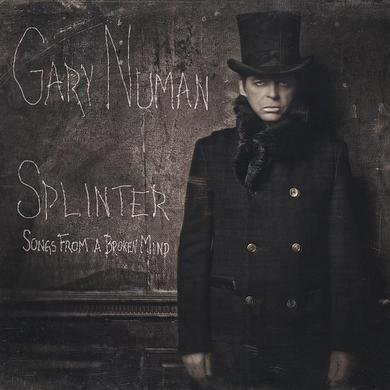 Gary Numan Splinter (Deluxe Edition) CD
