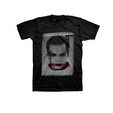 Gary Numan Black Beserker 84 Tour T-Shirt