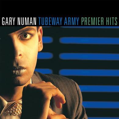 Gary Numan Premier Hits (2xLP) (Gatefold) Double LP (Vinyl)