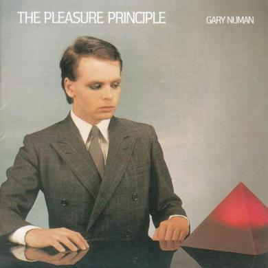 Gary Numan The Pleasure Principle (2015 Remastered Vinyl) LP