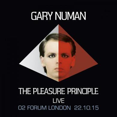 Gary Numan The Pleasure Principle - Live At The Forum (Picture Disc) (Signed) Double Heavyweight LP (Vinyl)