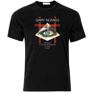 Gary Numan Classic Album Tour UK 2016 (Without Back Print)