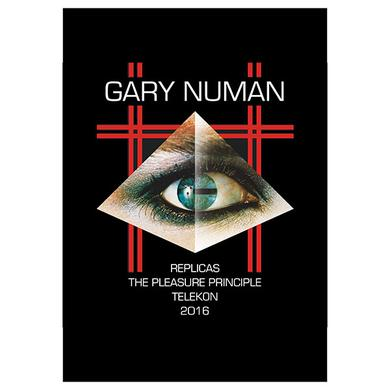 Gary Numan Tour Poster