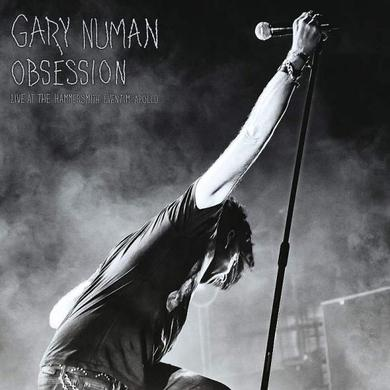 Gary Numan Obsession - Live At The Hammersmith Eventim Apollo (Photo Book)