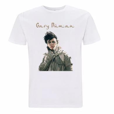 Gary Numan White Savage T-Shirt