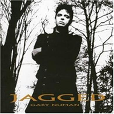 Gary Numan Jagged CD