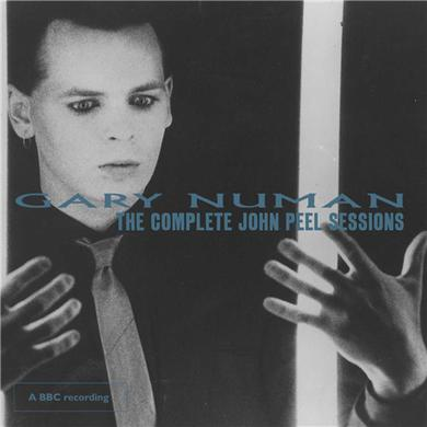 Gary Numan Complete John Peel Sessions, The CD