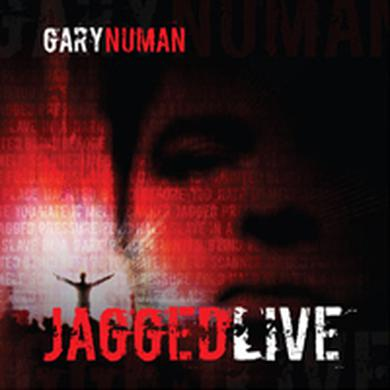 Gary Numan Jagged Live (CD) CD