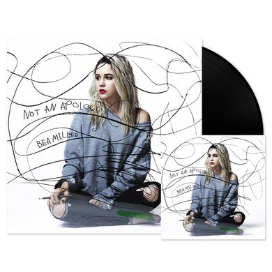Bea Miller - Not An Apology CD + Vinyl LP Bundle