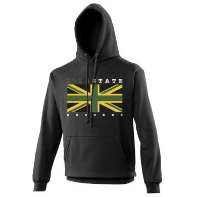 Akala Black Illa State Records Hoody